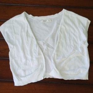 Woman's Short Sleeve Cardigan